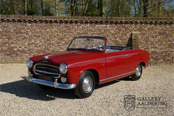 Peugeot 403 Cabriolet 1964