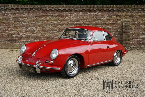 Porsche 356B 1600S 1962