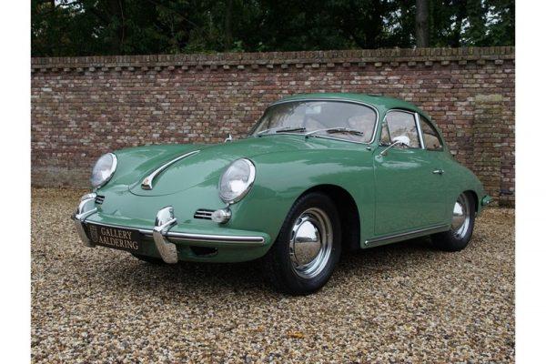 Porsche 356B T5 1600 Reutter 1960