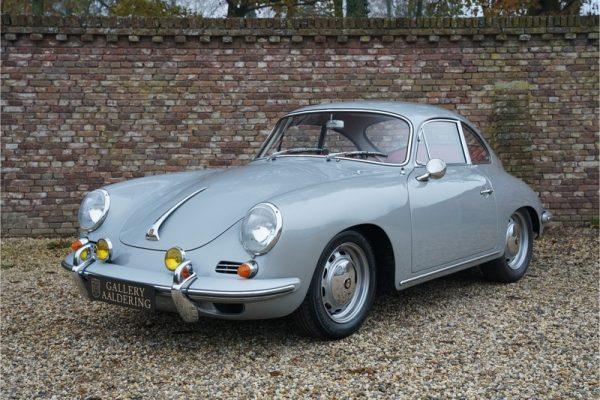 Porsche 356C 1600 1964