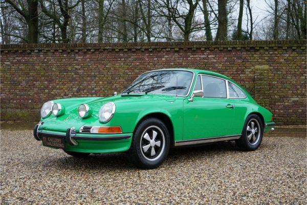 Porsche 911 2.4 T Coupe 1972