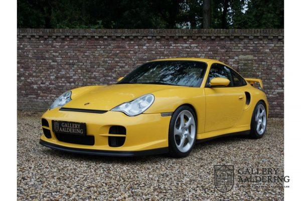 Porsche 911 996 GT2 Mk1 Clubsport M003 2001