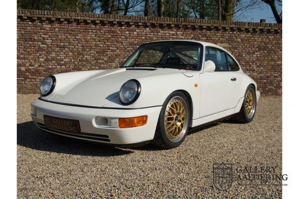 Porsche 964 Carrera RS 3.6 CUP M001 1992