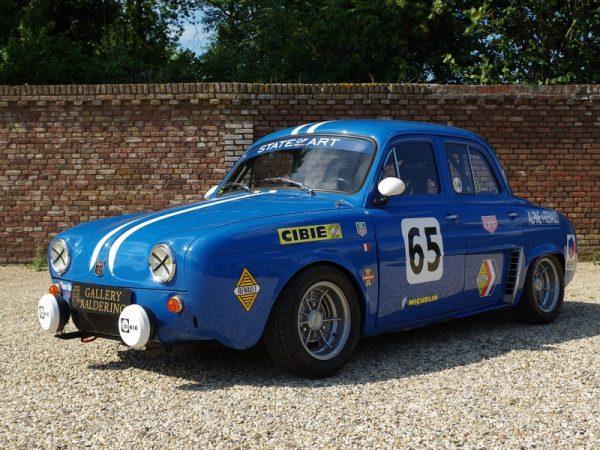 Renault Dauphine 'Gordini' specs 1965