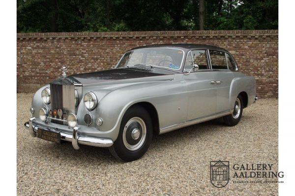 Rolls Royce Silver Dawn 4.6 Litre LHD 1952