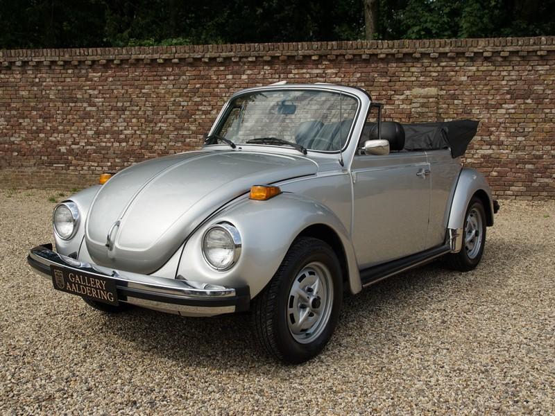 Volkswagen Käfer / Beetle Convertible 1979