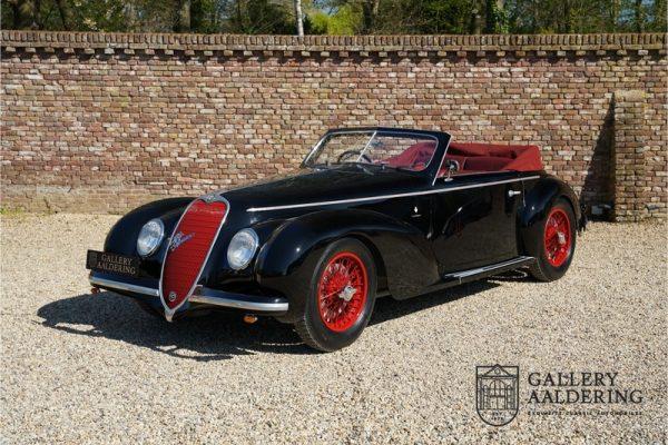 Alfa Romeo 6c 2500 Sport 1939