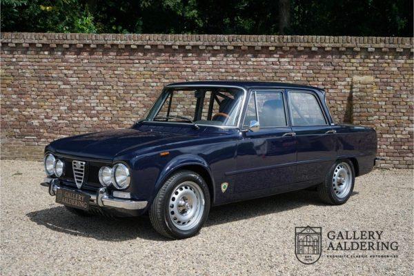 Alfa Romeo Giulia 1600 1971