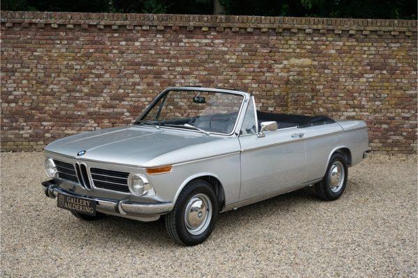 BMW 1600 Convertible 1970