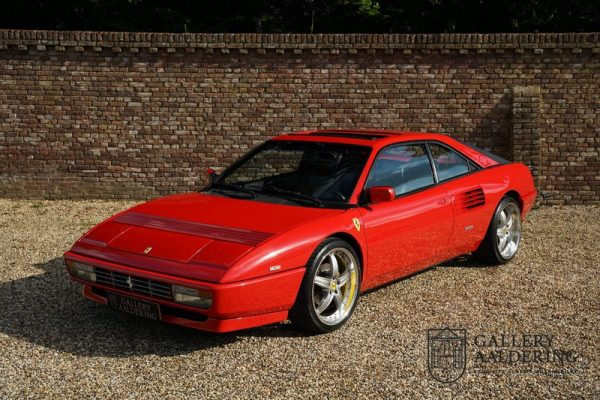 Ferrari Mondial 3.4 T 1989