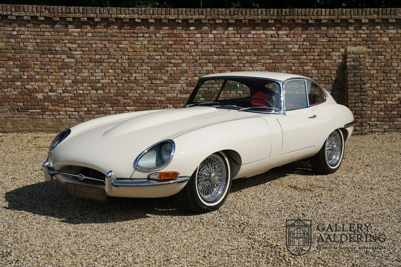 Jaguar E-Type 3.8 1964