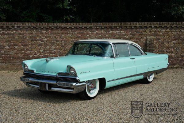 Lincoln Capri 1955