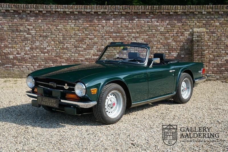 Triumph TR 6 1969