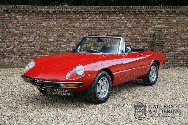 Alfa Romeo SPIDER 1600 1975