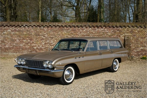 Buick Special Stationwagon 1961