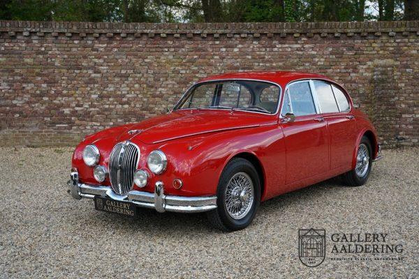 Jaguar MK2 3.8 1966