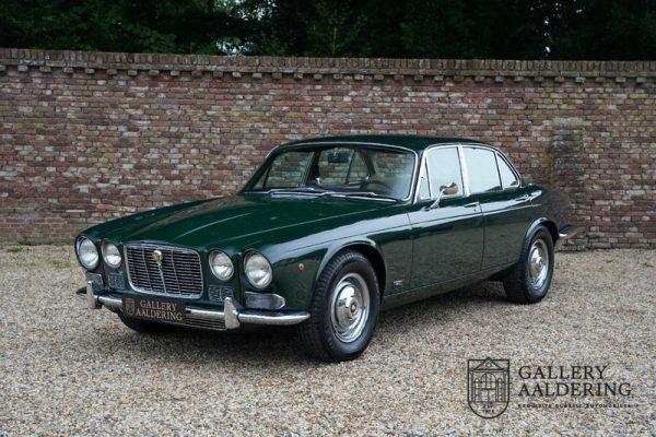 Jaguar XJ6-4.2 1973