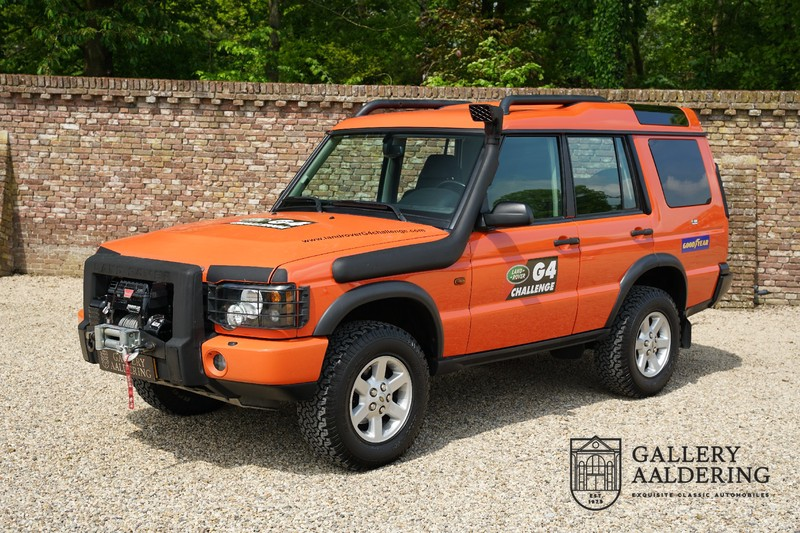 Land Rover Discovery 2.5 Td5 2003