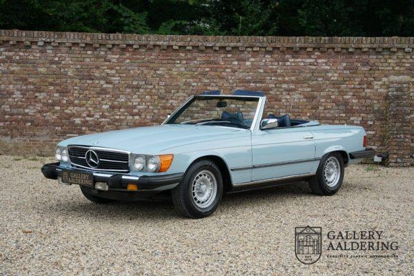 Mercedes-Benz 450SL 1979