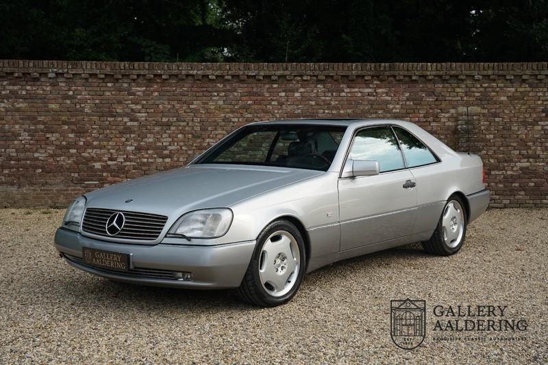 Mercedes-Benz CL500 1994