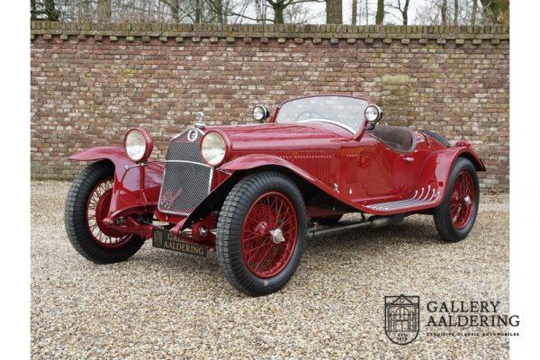 Alfa Romeo 6C 1750 GT Compressore 1931