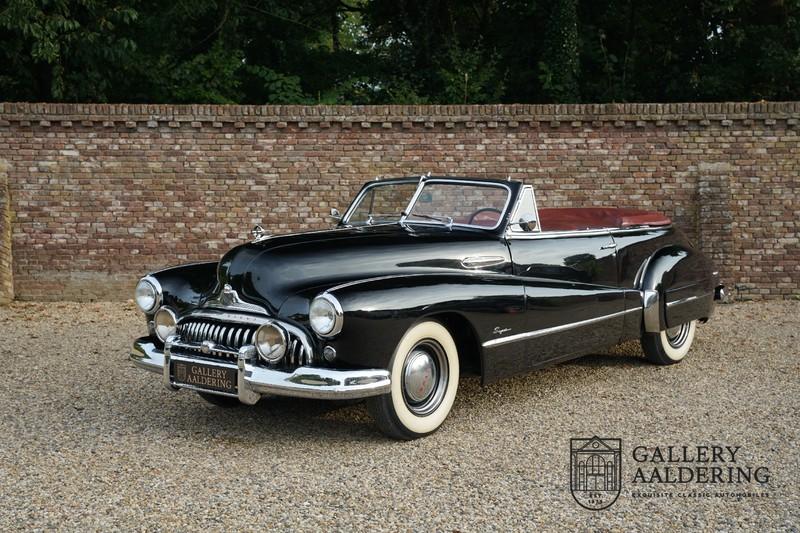 Buick Super Convertible 1947