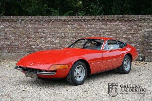 Ferrari 365 GTB/4 Daytona 1972