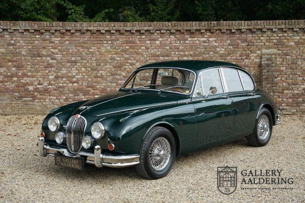 Jaguar MK II 3.4 1962