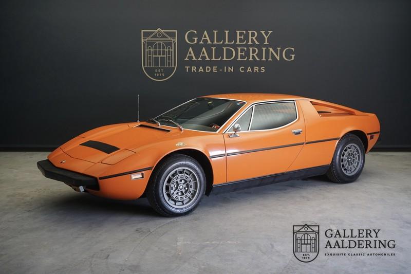 Maserati Merak 3000 1975