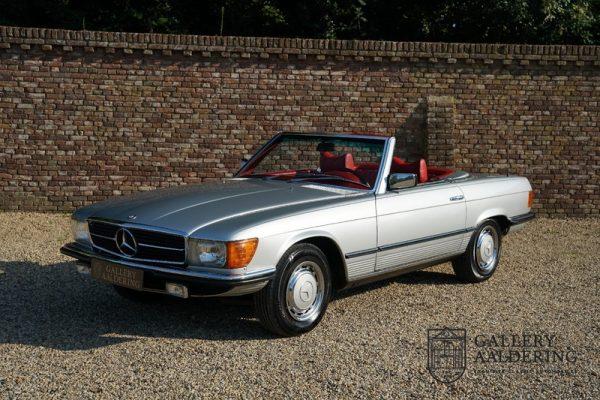 Mercedes-Benz R107 350SL 1976