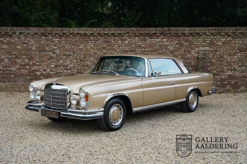 Mercedes-Benz W111 280SE 3.5 1970