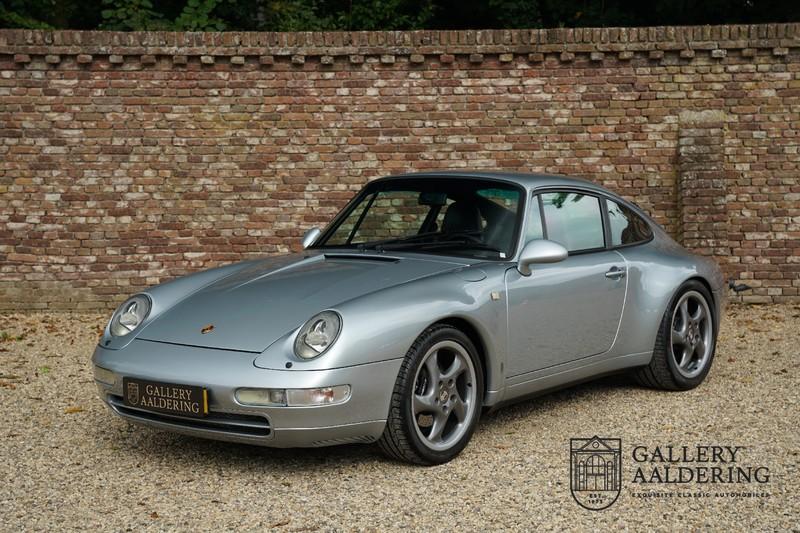 Porsche 993 3.6 Carrera 1996
