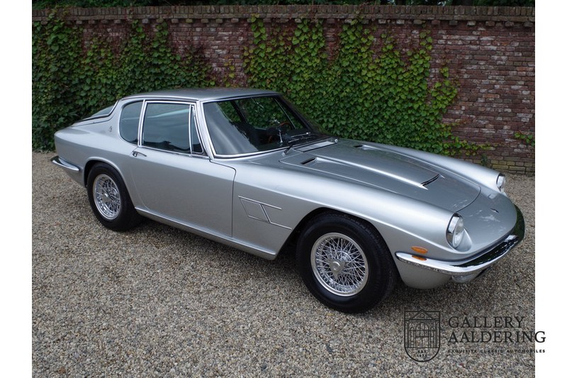 Maserati Mistral 4000 Coupé 1966 | Gallery Aaldering