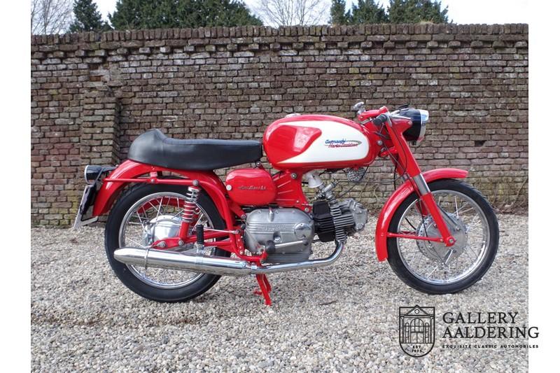 aermacchi – harley davidson ala verde 250 sport 1962 | gallery