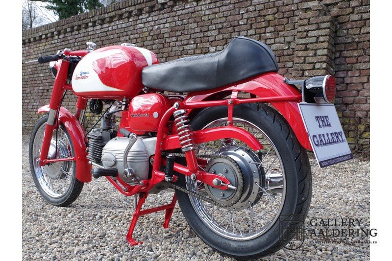 Aermacchi – Harley Davidson Ala Verde 250 Sport 1962 | Gallery Aaldering