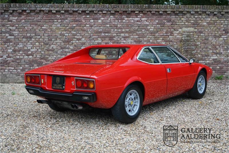 Ferrari 308 Gt4 Dino Coupé 1975 Gallery Aaldering