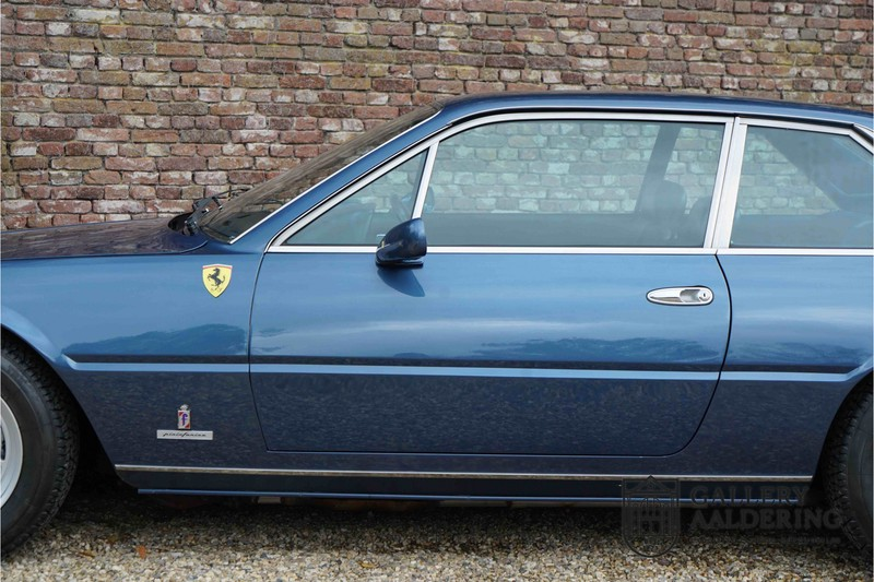 Ferrari 400i With Only 22000 Miles From New Gallery Aaldering