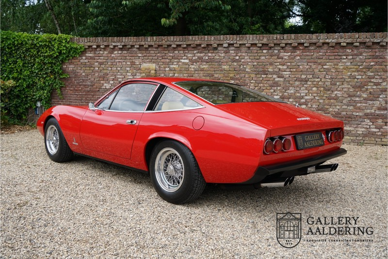 Ferrari 365 Gtc 4 Only 505 Made Gallery Aaldering