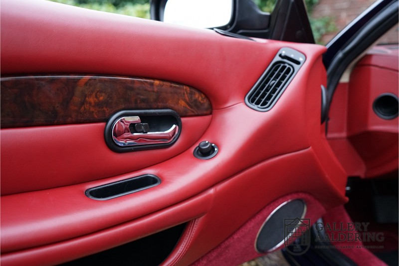 Aston Martin Db7 Volante 5 9 V12 Vantage Touchtronic Gallery Aaldering