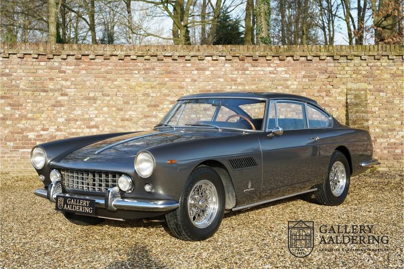 1962 フェラーリ 250 GTE シリーズ 1