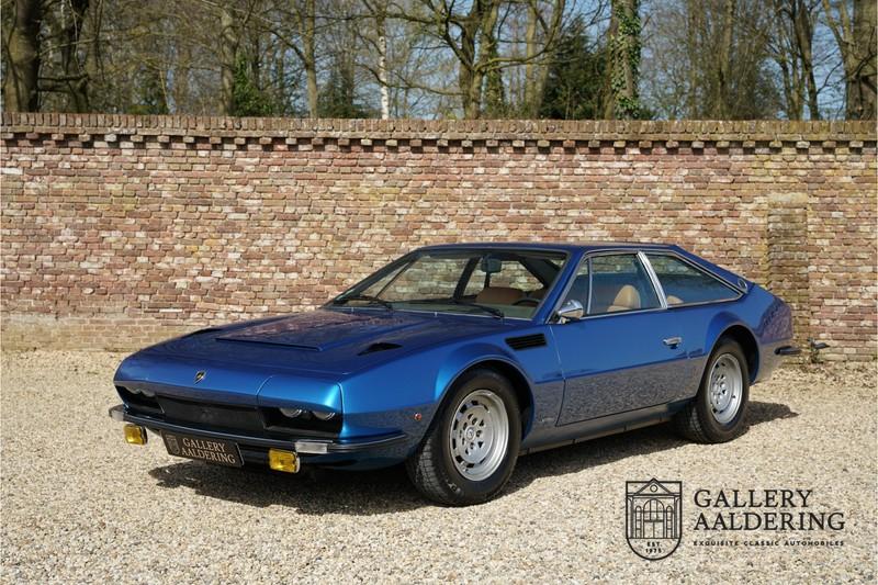 1971 ランボルギーニ ハラマ 4.0 S GT 2+2